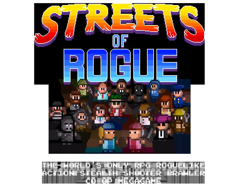 скачать игру Streets Of Rogue через торрент - фото 5
